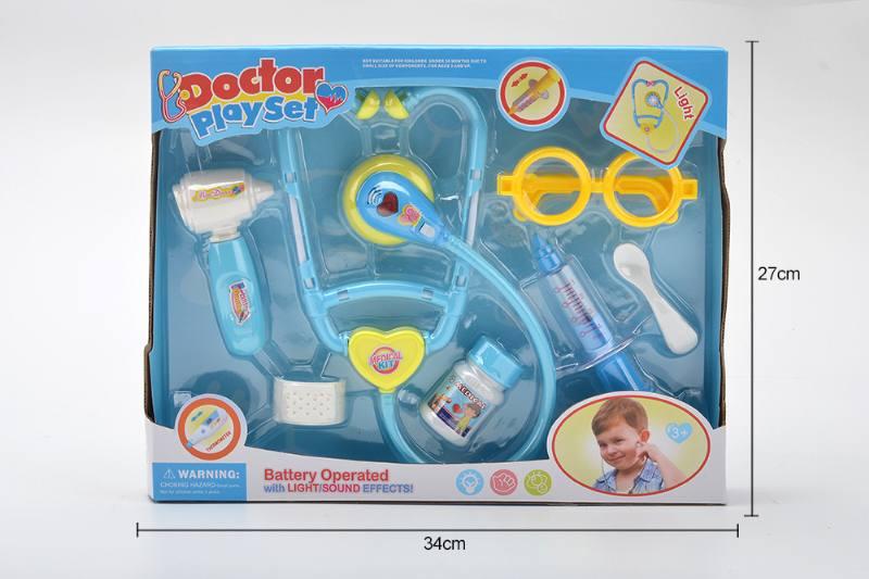 Pretend play toys doctor play set No.TA259212