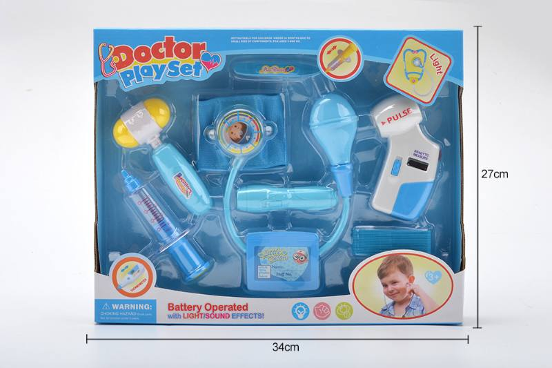 Pretend play toys doctor play set No.TA259213