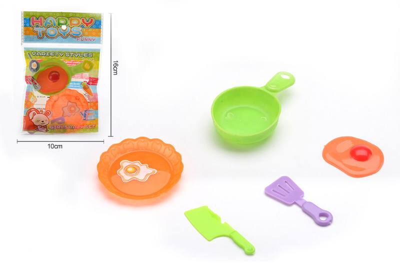 Pretend play house toys tableware kitchen play sets No.TA255153