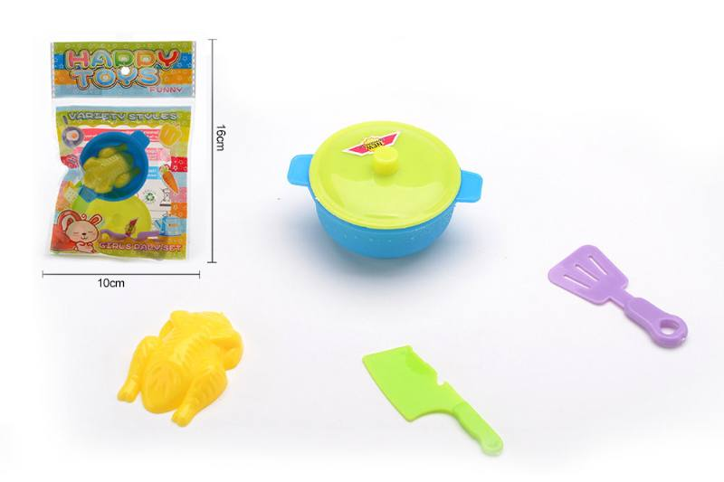 Pretend play house toys tableware kitchen play sets No.TA255154