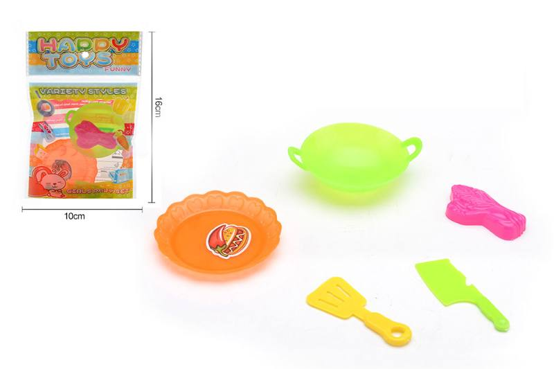 Pretend play house toys tableware kitchen play sets No.TA255159