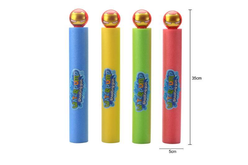 Water gun water cannon toy Spiderman 35cm (diameter 5cm) No.TA260325