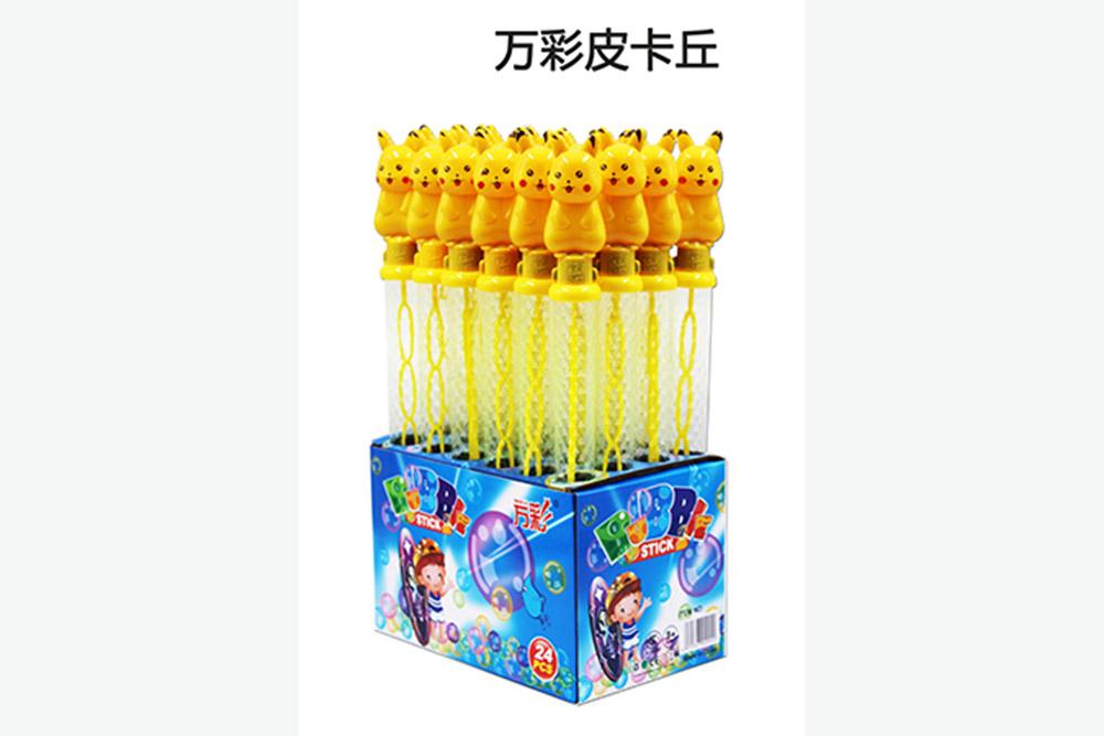 Bubble toy 38CM Pikachu bubble water bubble stick No.TA261469