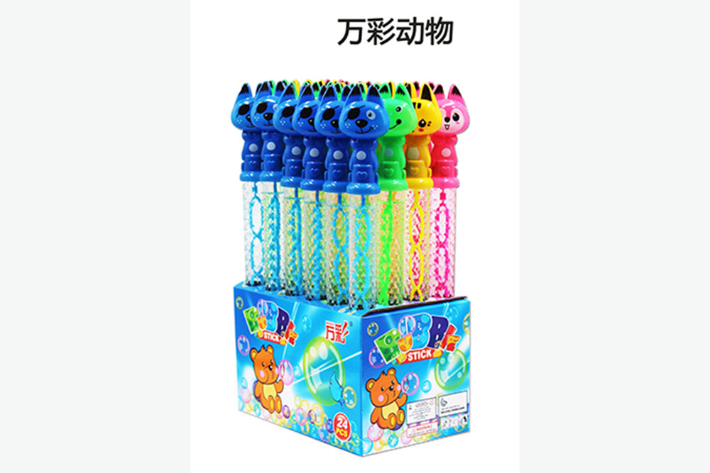 Bubble toy 38CM Wancai animal bubble water bubble stick No.TA261471