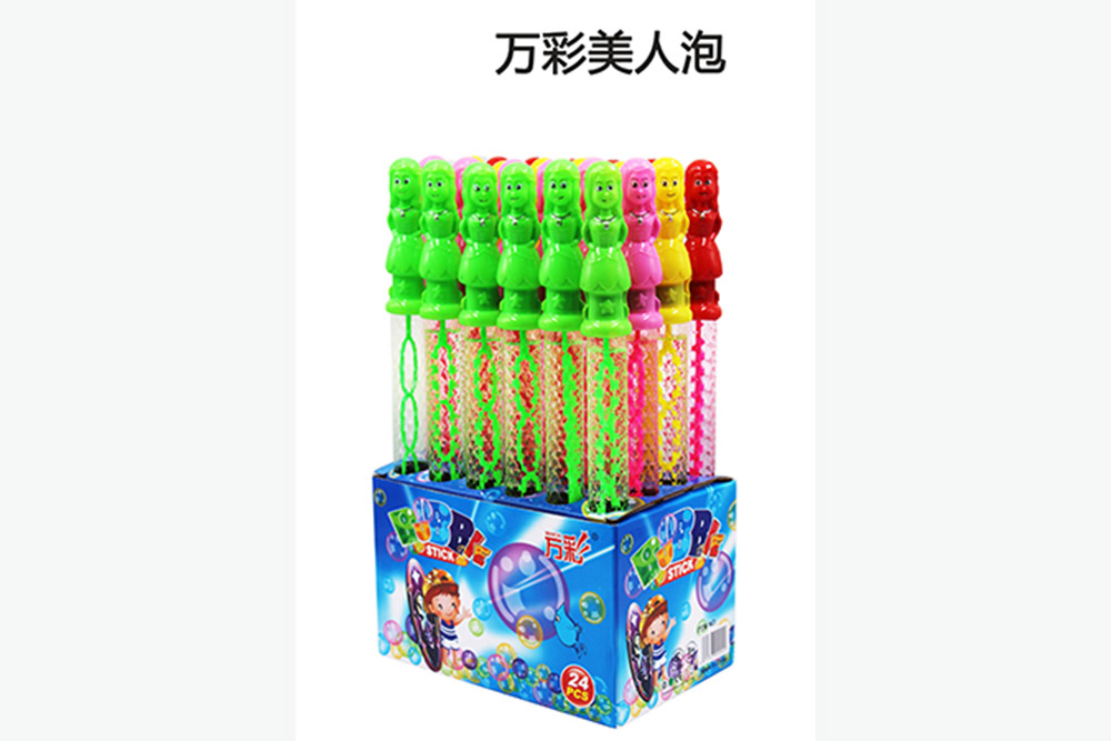 Bubble toy beauty bubble water 38CM bubble stick No.TA261472