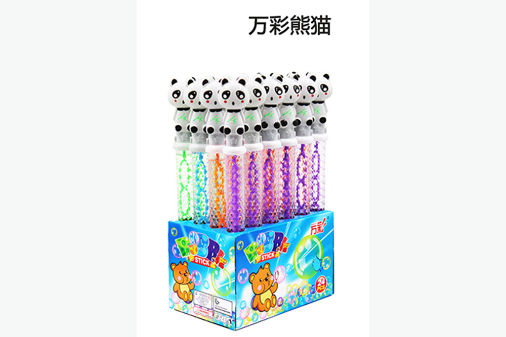 Bubble toy 38CM Panda bubble water bubble stick No.TA261478