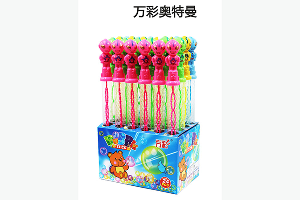Bubble toy 38CM Ultraman bubble water bubble stick No.TA261483