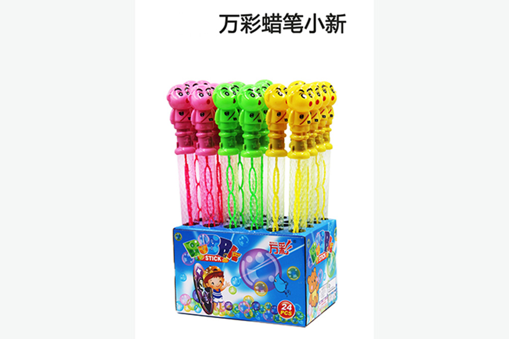 Bubble toy 38CM Crayon Shinchan Bubble Water Bubble Stick No.TA261484