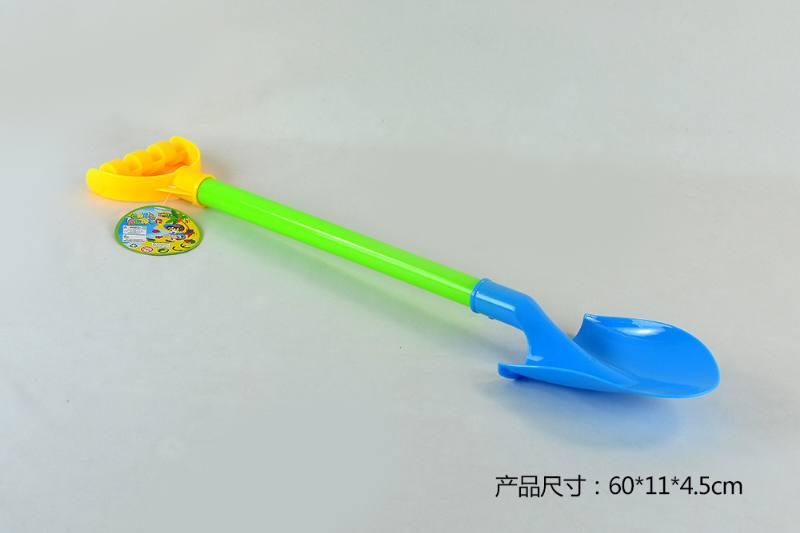 Summer hot sale beach toys sand shovel No.TA258508