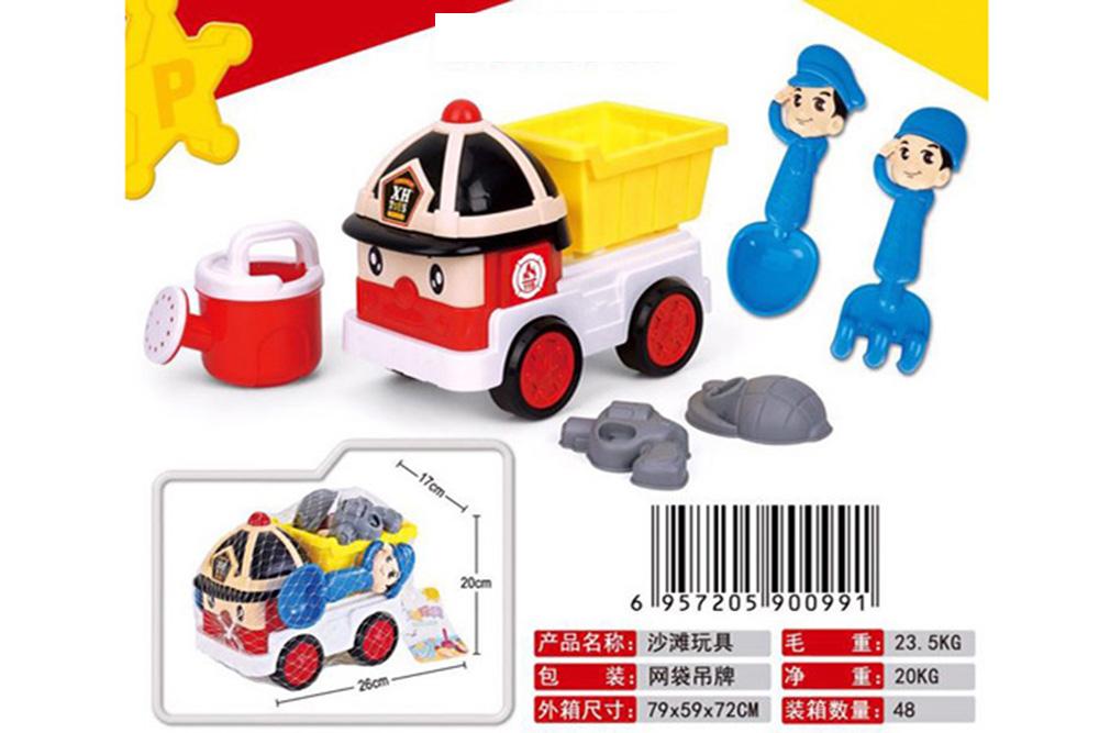 Beach toys, summer water, beach buggy, shovel shower No.TA261396
