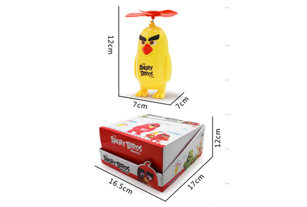 Fan toy angry bird hand fanNo.TA255893