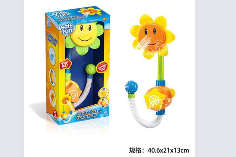 Sunflower shower baby shower toy No.TA254681