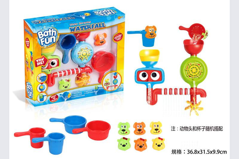 Water spray, baby shower toy No.TA254683