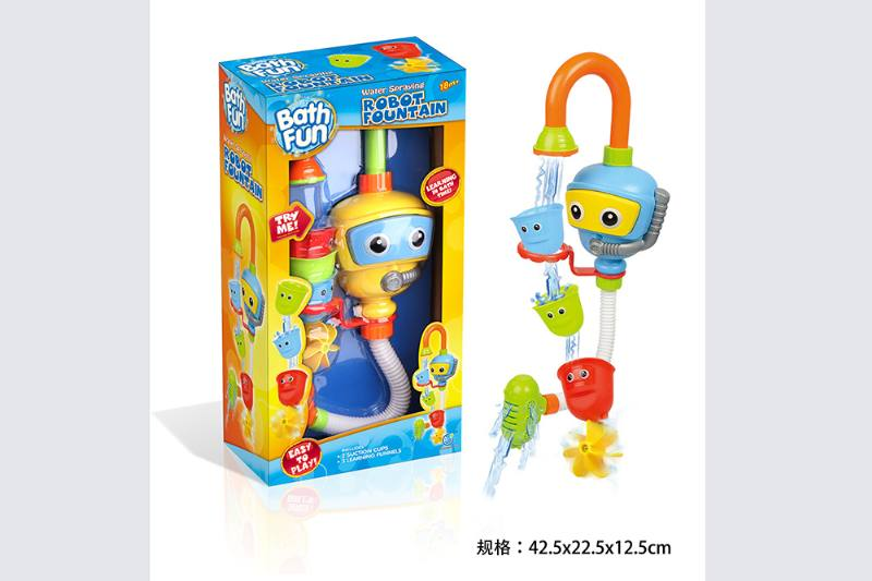 Diver baby shower toy No.TA254687