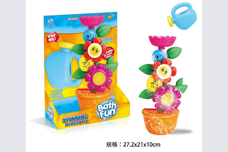Bathroom florist baby shower toy No.TA254688