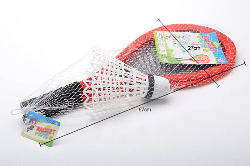 Sports toy big tennis racket with a big badminton No.TA260579