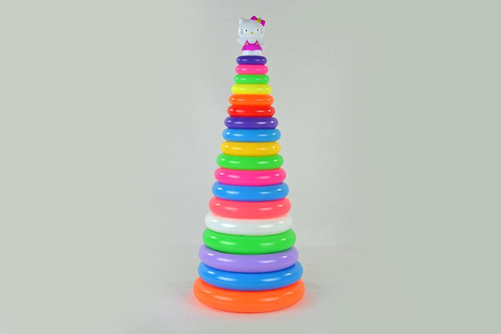 Educational toys 18-layer round ferrule KTNo.TA256068