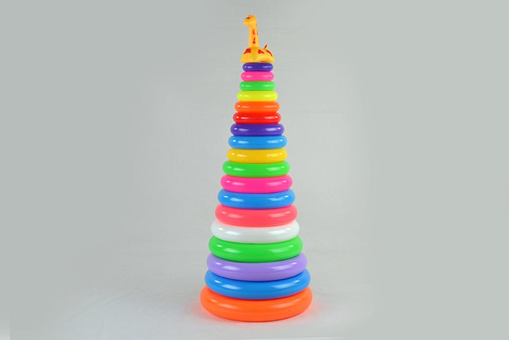 Educational toys 18-layer round ferrule fawnNo.TA256069