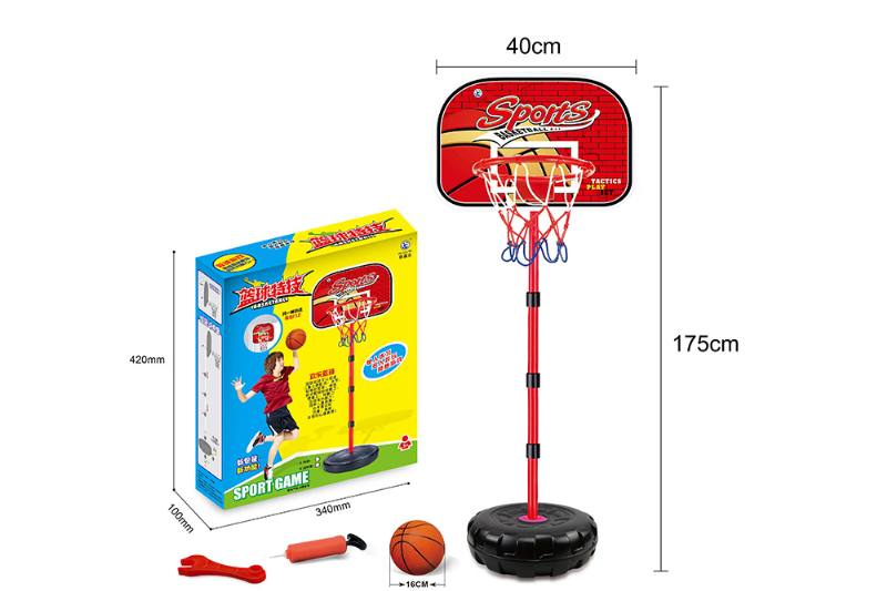 Sports toys 2175CM4 irons and blue balls No.TA255764