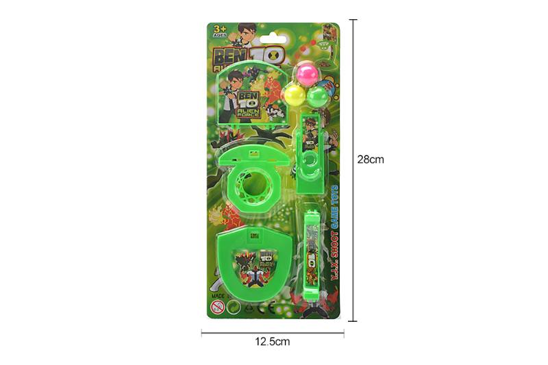 Small basketball board BEN10 basketball small toy No.TA259519