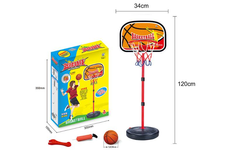 Sports toys 120CM iron ball rack No.TA260000