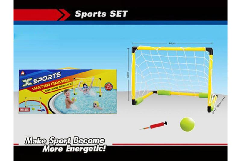 Sports toys Zhuang Shui football gate No.TA257347