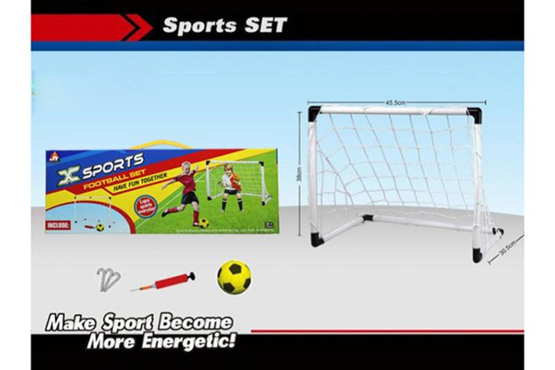 Sports toys set football doors No.TA257354