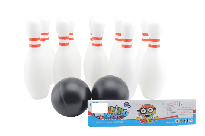 Bowling toy 30CM extra large white bowlingNo.TA255944