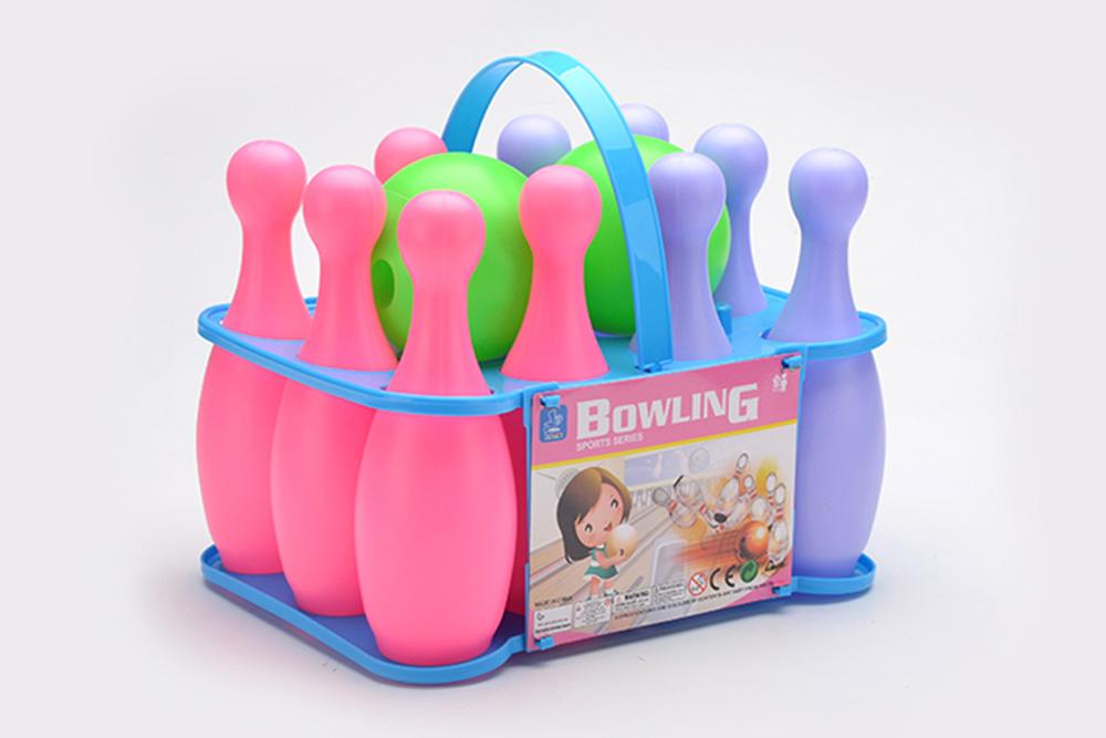 Bowling balls sport toys (2 models)No.TA256077