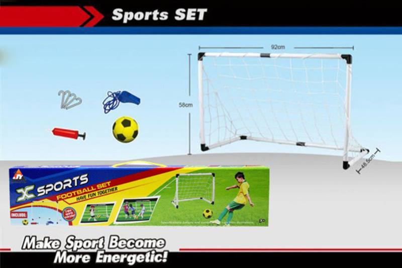 Sports toys football soccer doors set NO.TA261643