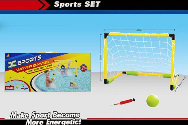 Sport toys Water Football Gate set NO.TA261644