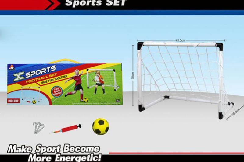 Sports toys football soccer doors set NO.TA261651