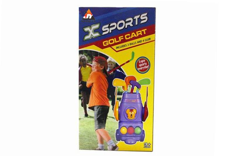 Sports toy Golf sleeve No.TA257342