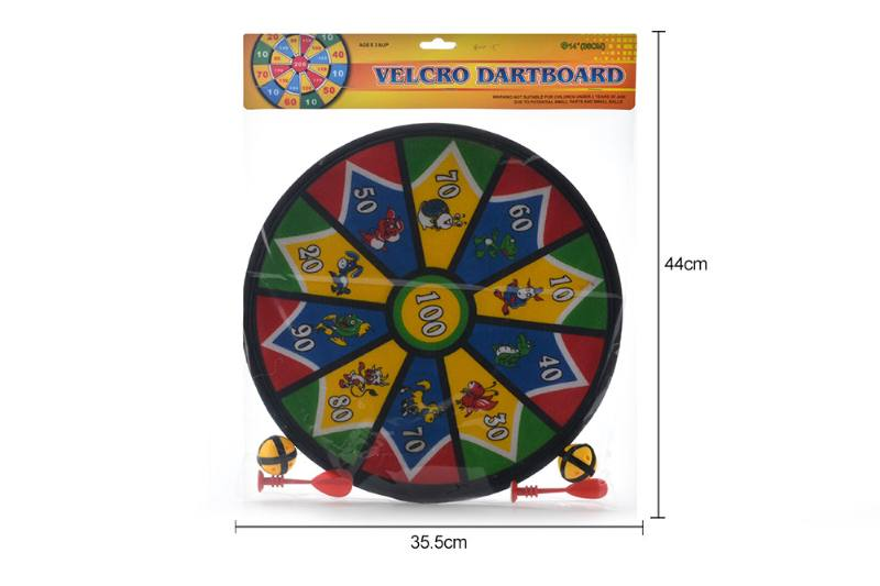 Indoor and outdoor toys, ten-pointed flying standard 36 cm No.TA260583