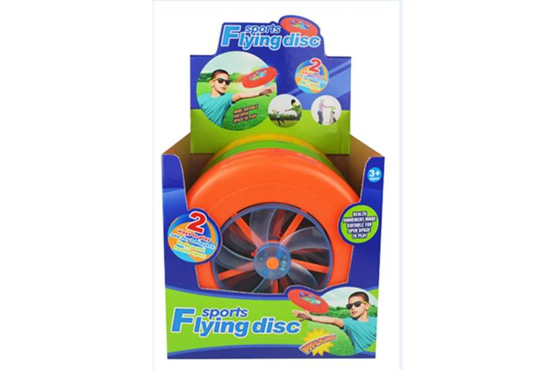 Sports toy 12 wind wheel frisbee No.TA255758