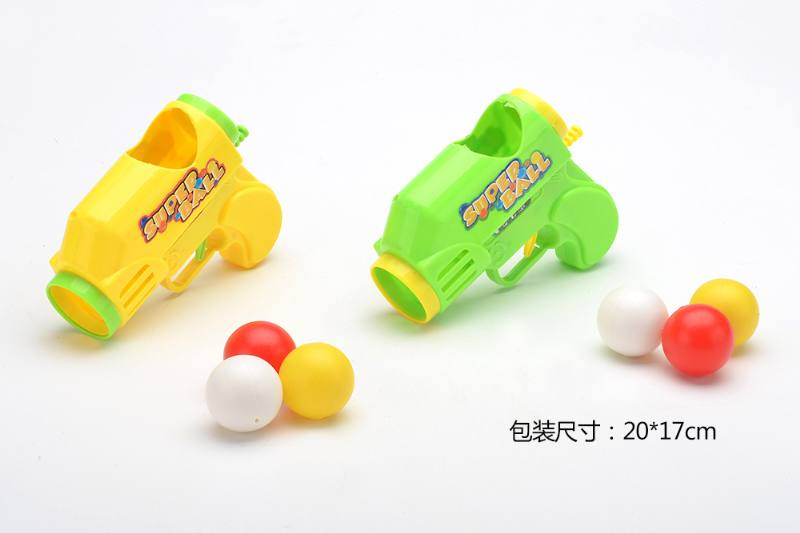 Sports toy Table tennis gun No.TA257678