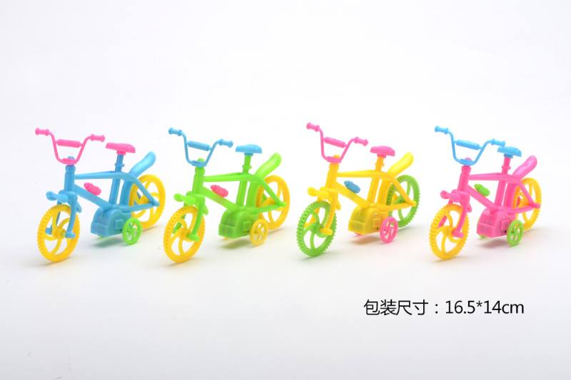 Military model toy pull back bicycle No.TA257654
