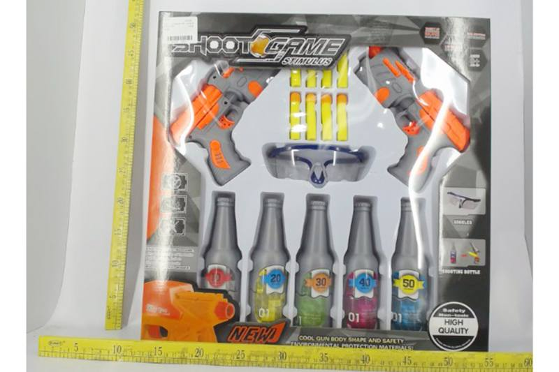 Soft bullet gun toys No.TA259683