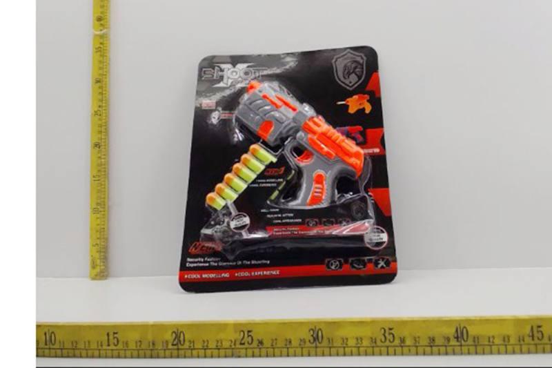 Soft bullet gun toys No.TA260057