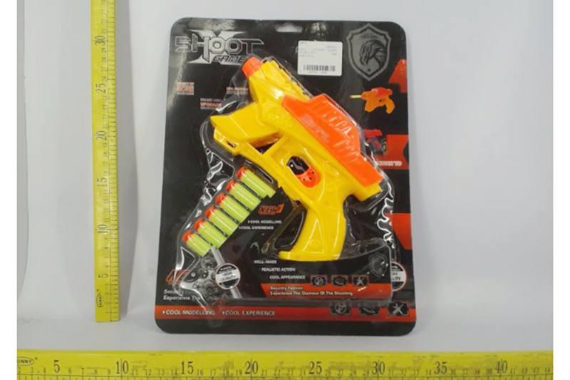 Soft bullet gun toys No.TA260058