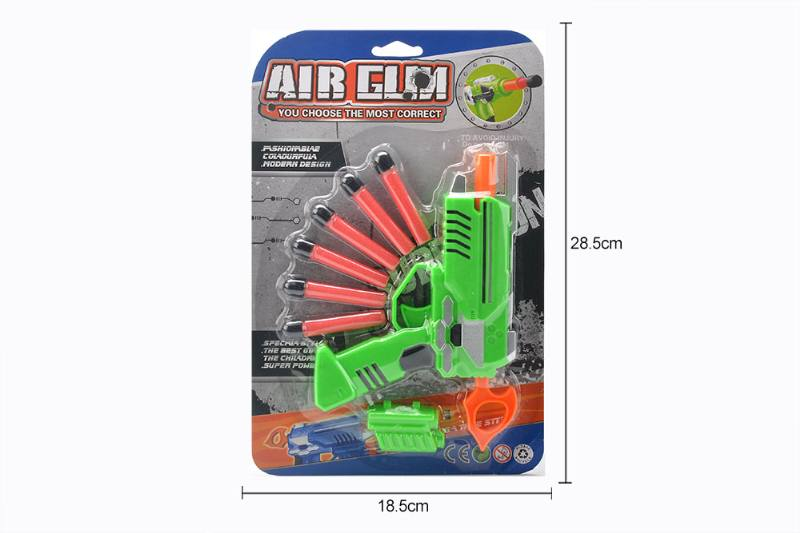 soft bullet gun toy safety and environmental protection  No.TA260121