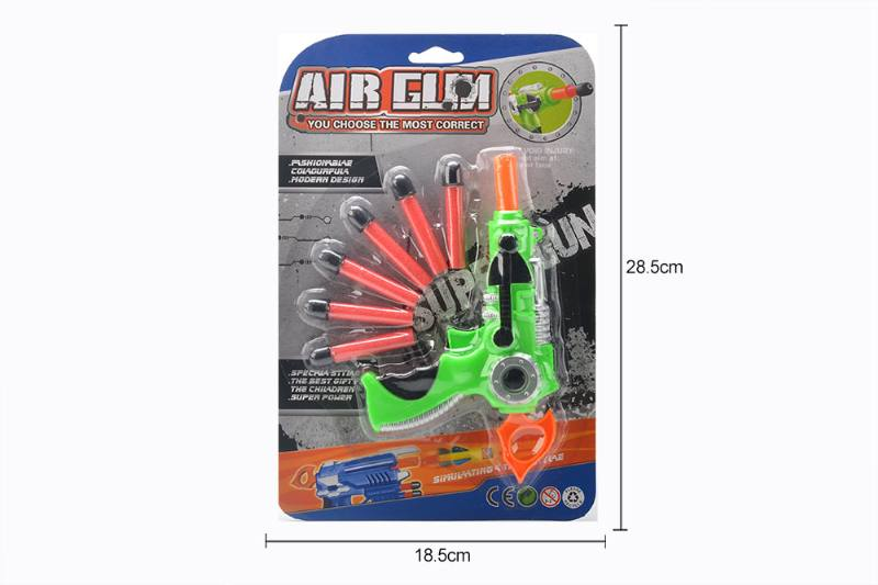soft bullet gun toy safety and environmental protection  No.TA260122