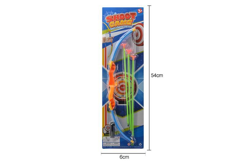 Shooting gun toy bow and arrow No.TA260014