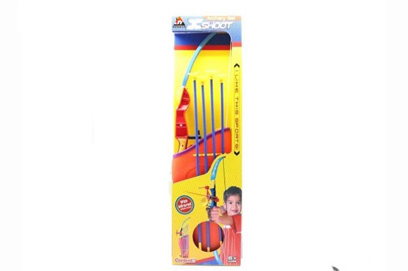 Military shooting toy bow and arrow (with infrared function) NO.TA261654