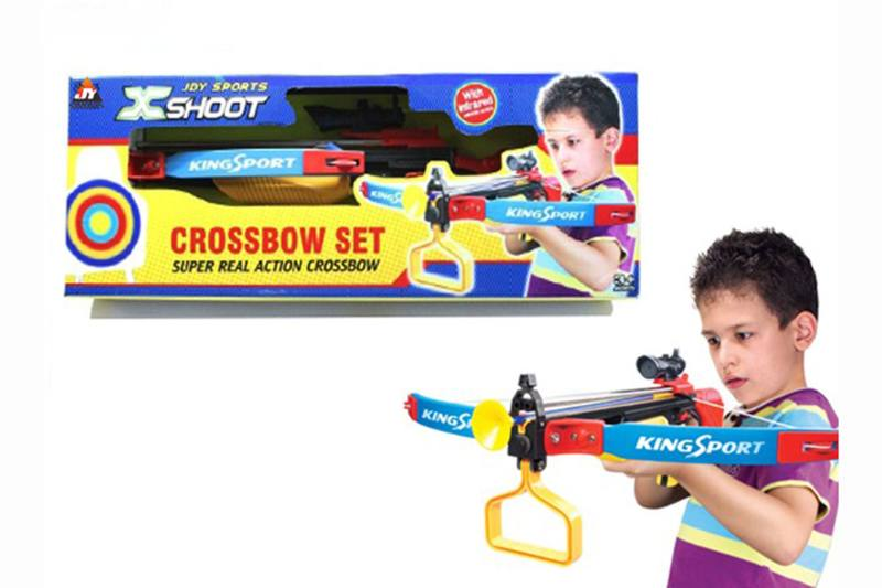 Military shooting toys with target bows and arrows (with infrared function) NO.TA261655