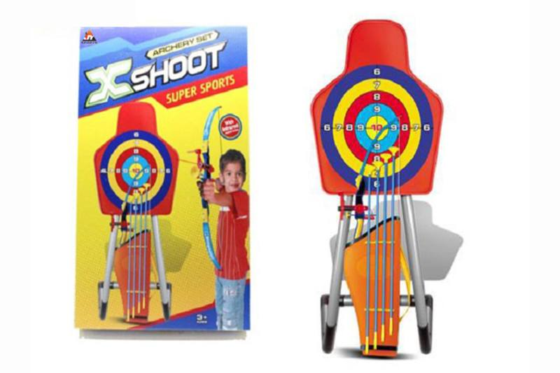 Military shooting toys with target bows and arrows (with infrared function) NO.TA261660