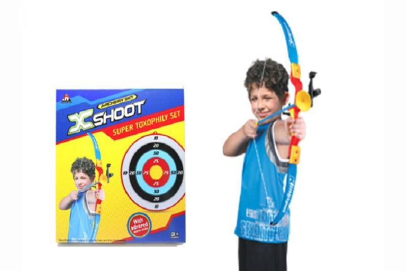 Military Shooting Toy Bow and Arrow set (with Infrared Function) NO.TA261661