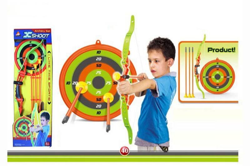 Bow and Arrow set of Military Shooting Toys (with Infrared Function) NO.TA261662