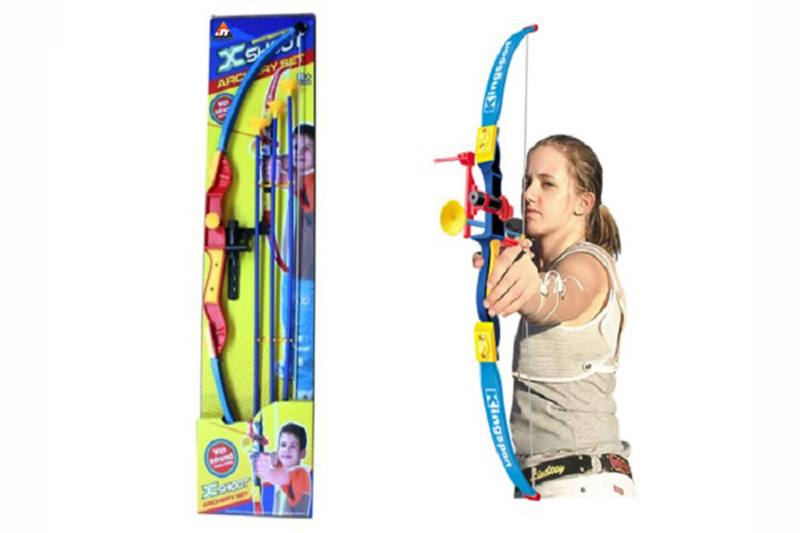 Military shooting toys with target bows and arrows (with infrared function) NO.TA261663
