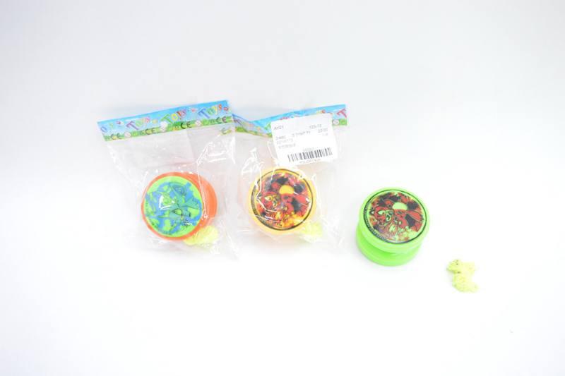 Yo-Yo Toys Solid Color Yo-Yo No.TA257287